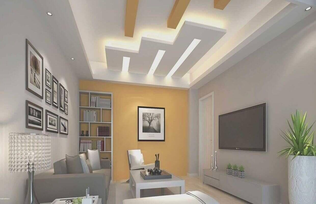 gypsum false ceilings in mumbai